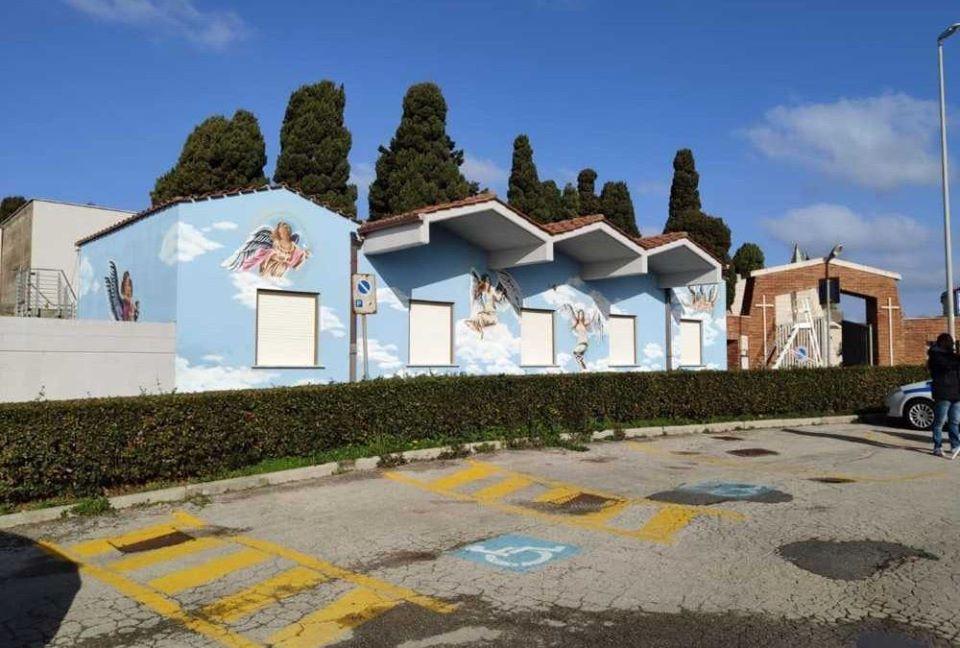 Covid-19 nuova emergenza loculi al Cimitero Comunale