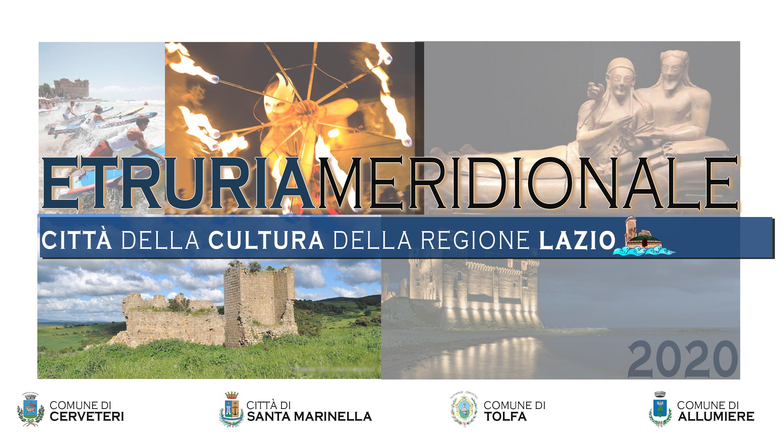Santa Marinella si candida a Città della Cultura del Lazio 2020.