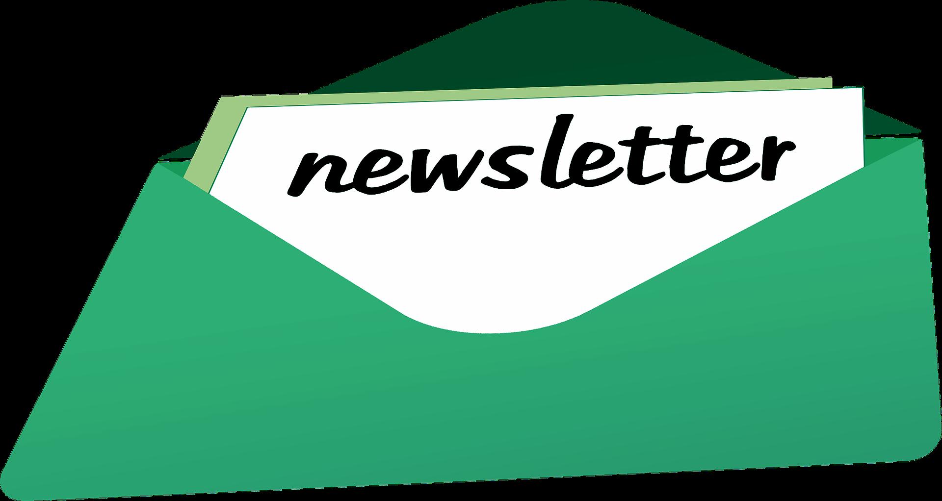 Iscrizione alla NEWSLETTER del Comune