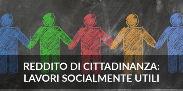 Santa Marinella - TIDEI: Lavori socialmente utili per i beneficiari di reddito di cittadinanza.