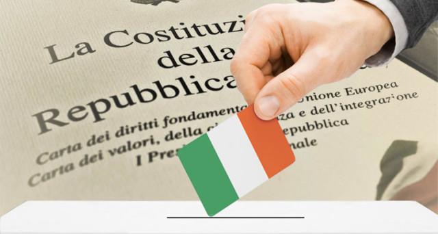 Raccolta firme per il referendum popolare ai sensi dell'art. 138 della Costituzione, per confermare o meno la riforma costituzionale che prevede la riduzione del numero dei parlamentari - Gazzetta Ufficiale n. 245 del 18 ottobre 2019.