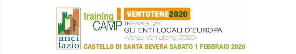 ANCI LAZIO. Training Camp a Santa Severa.